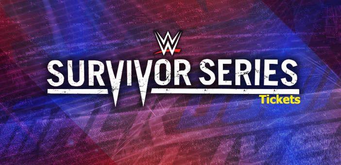 Survivor Series Tickets